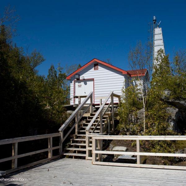 Flowerpot Island Lighthouse