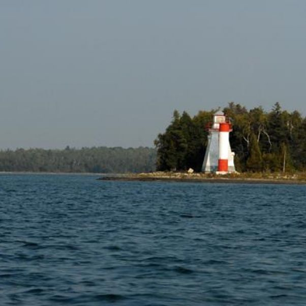 Knife Island Lighthouse