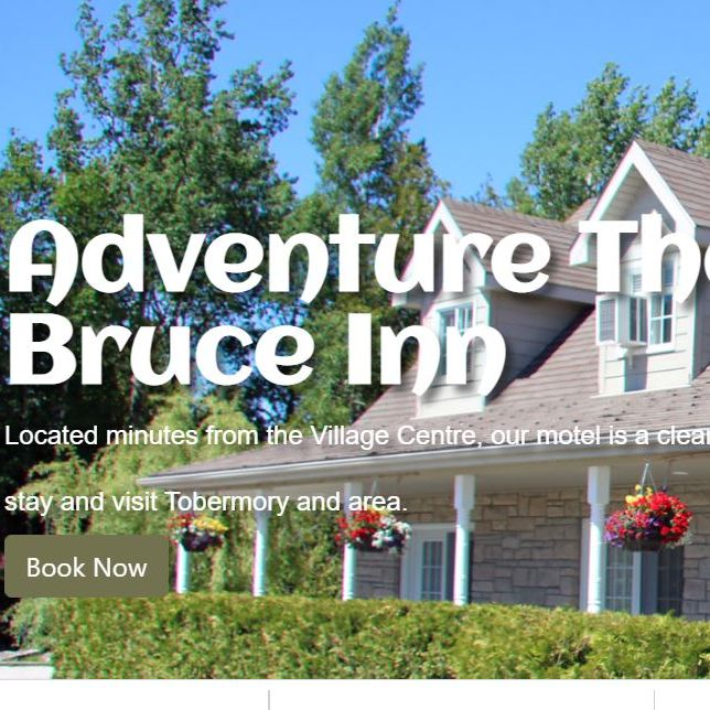 Adventure The Bruce Inn