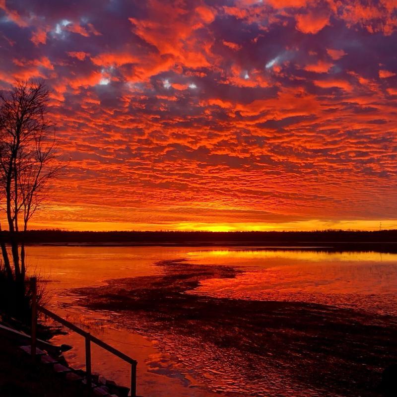 Lake Huron & Sky Lake do NOT disapoint!